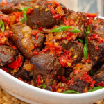 Asun Recipe (Peppered & Spicy Goat Meat Chops)