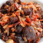 Asun recipe goat chops