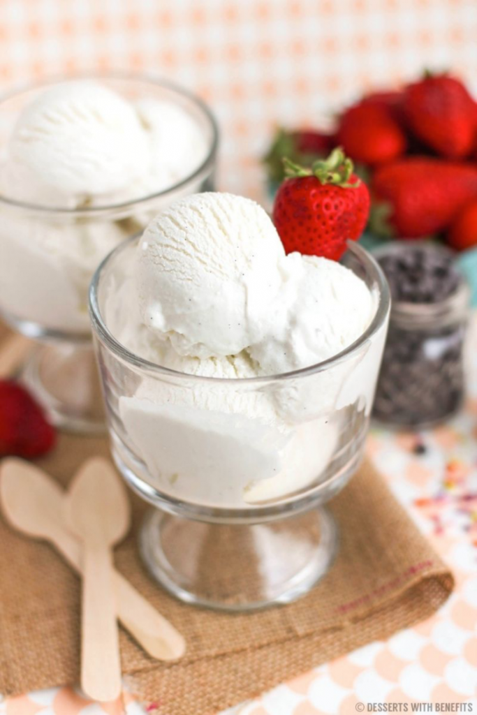Vanilla Yogurt Recipe: How To Make Vanilla Yogurt At Home