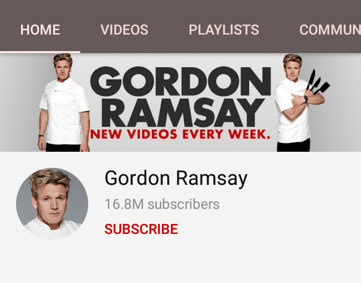 Cooking channel name ideas