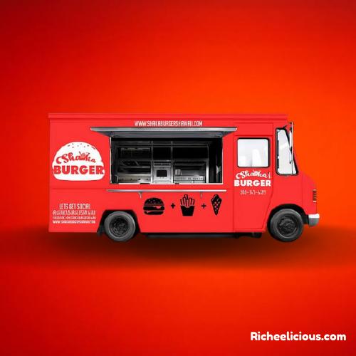 funny Food Truck names